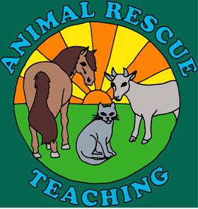 Animal Rescue for All Logo