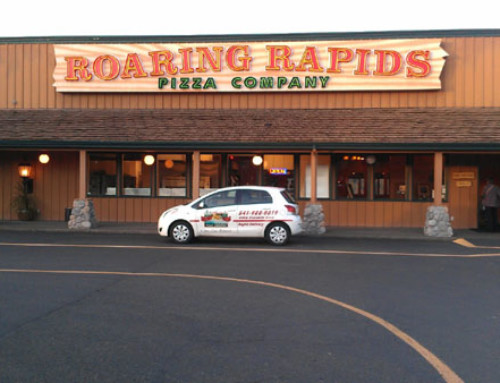 October 16 2018 Extravaganza – Roaring Rapids Pizza